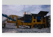 Mobile Crusher rastlin