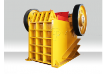 PE series primary jaw crusher