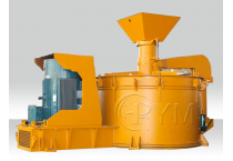 Single motor VSI crusher